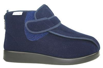 Zdravotní obuv Varomed Meran, modrá   47   L - 1
