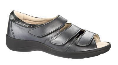 Dámské kožené sandály Varomed Moskau - 1