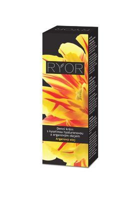 Ryor denní krém s kyselinou hyaluronovou a arganovým olejem - 2