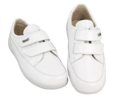Dámská kožená bota Varomed Avignon, bílá | 41 | K - 2