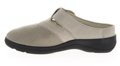 Zdravotnické pantofle Varomed Ischia, šedá | 41 | H 1/2 - 2