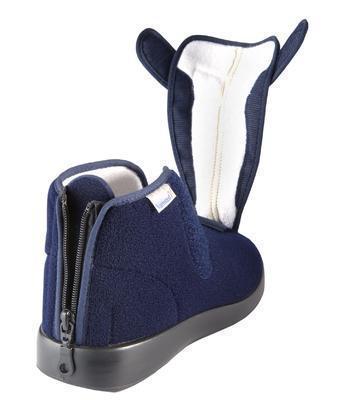 Zdravotní obuv Varomed Meran, modrá   38   L - 2