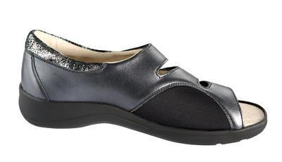Dámské kožené sandály Varomed Moskau - 2