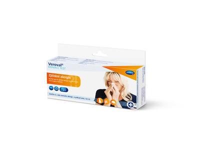 Veroval® Zjištění alergie domácí test - 2