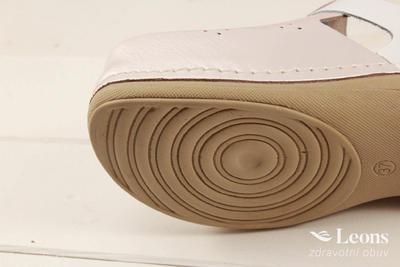 leons 900 v.40 zdrav obuv perleť, Velikost 40 - 3