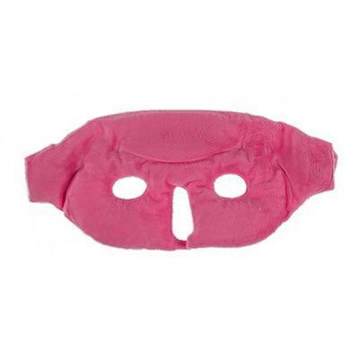 Maska gelová - růžová - 3