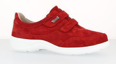 Sportovní lehká kožená obuv Varomed Catania - 3