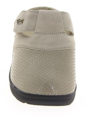 Zdravotnické pantofle Varomed Ischia, šedá | 41 | H 1/2 - 3