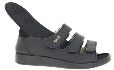 Kožené zdravotní sandály Varomed Kokolla - 3