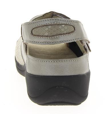 Dámské sandály Varomed Berlin, šedá | 42 | H 1/2 - 4