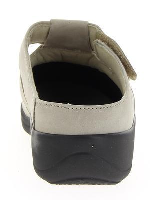 Zdravotnické pantofle Varomed Ischia, šedá | 41 | H 1/2 - 4