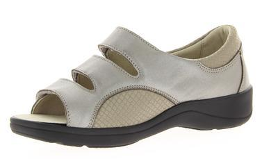 Dámské kožené sandály Varomed Moskau - 4