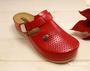 leons 900 v.40 zdrav. obuv červená, Velikost 40