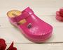 leons 900 v.38 zdrav. obuv růžová, Velikost 38